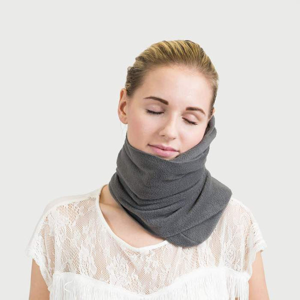 Scientifically Proven Super Soft Neck Support Travel Pillow ($19.99 One, $29.60 Two,CODE:QW)