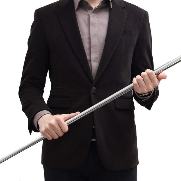 Expandable Magic Metal Staff