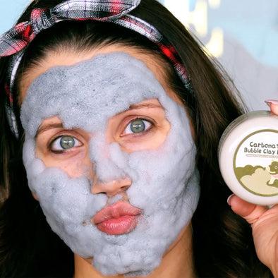 Korean Bubble Mud Clay Mask