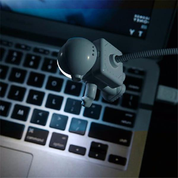 Space Man Portable Laptop Lamp
