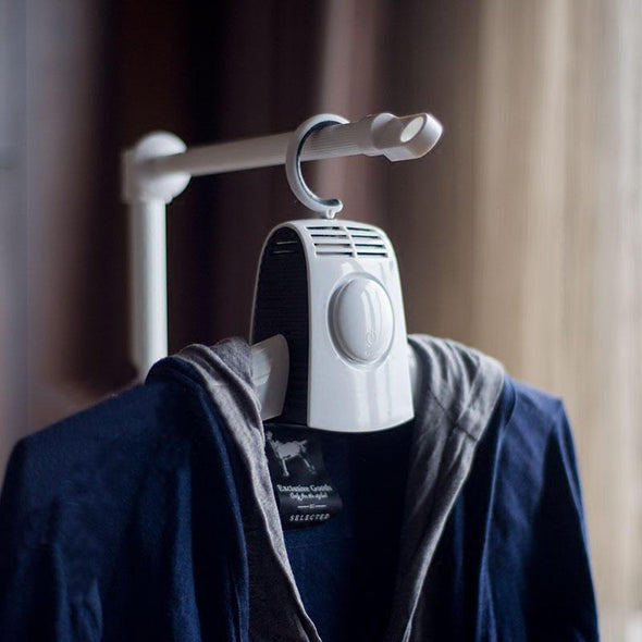 Portable Electric Clothing Dryer Hanger