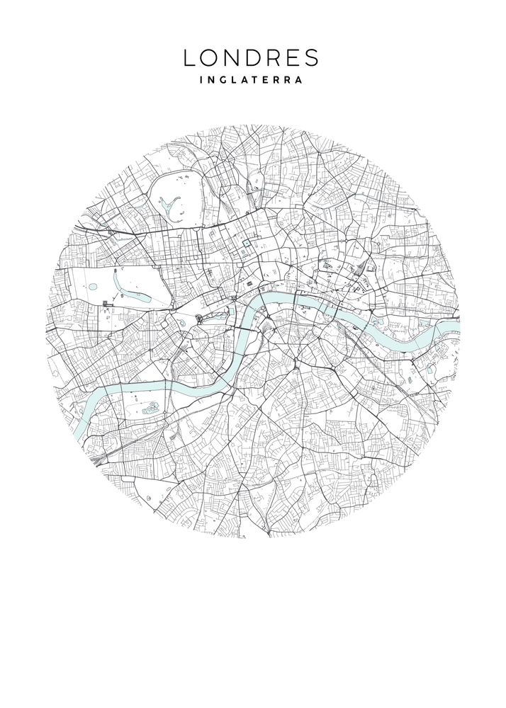 Londres Map