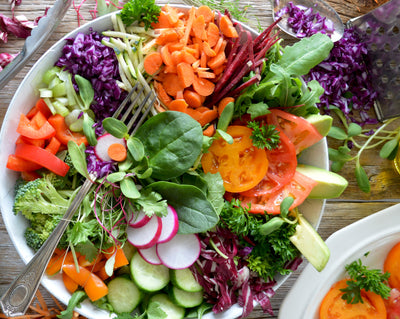 Plant-Based Diet - The Secret To Healthy Skin?