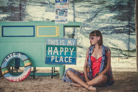 Happy place- wellbeing
