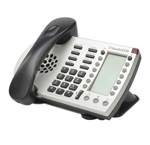 ShoreTel IP212K Phone Silver Refurbished