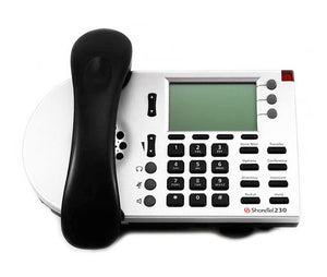 ShoreTel 230 IP Phone Silver (Refurbished)