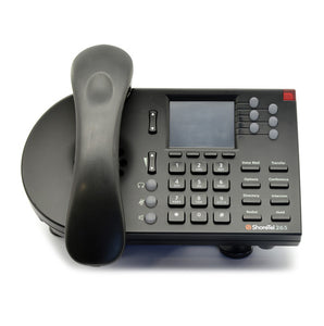 ShoreTel 265 IP Phone Black (Refurbished)