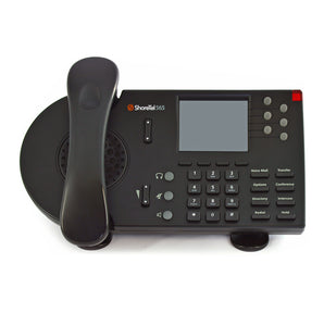 ShoreTel 565G IP Phone Black (Refurbished)