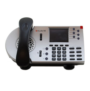 ShoreTel 565G IP Phone Silver