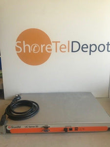 ShoreTel UC 20 Server (Refurbished)