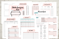 Freedom Planner Printables Only!
