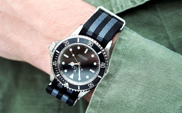 Strap Guide – The Rolex Submariner 14060