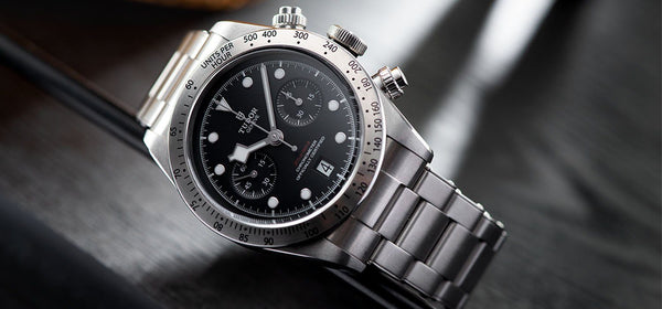 Strap Guide – TUDOR BLACK BAY CHRONOGRAPH m79350-0004