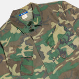 44/50 Vintage Camo Jungle Jacket - Fits Large Long