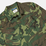 47/50 Vintage Camo Jungle Jacket - Fits Large Long