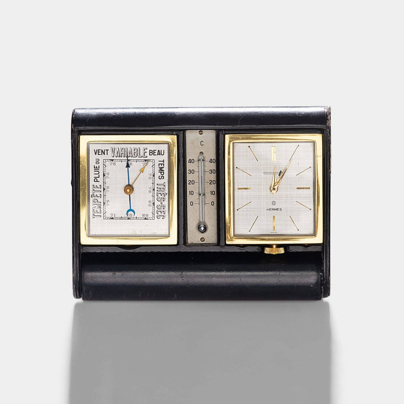 1930s Jaeger Le Coultre For Hermès Travel Clock