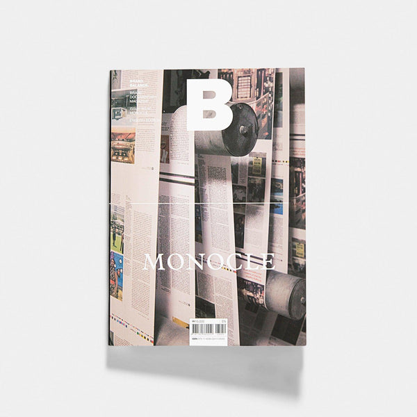 Magazine B Issue 60 MONOCLE