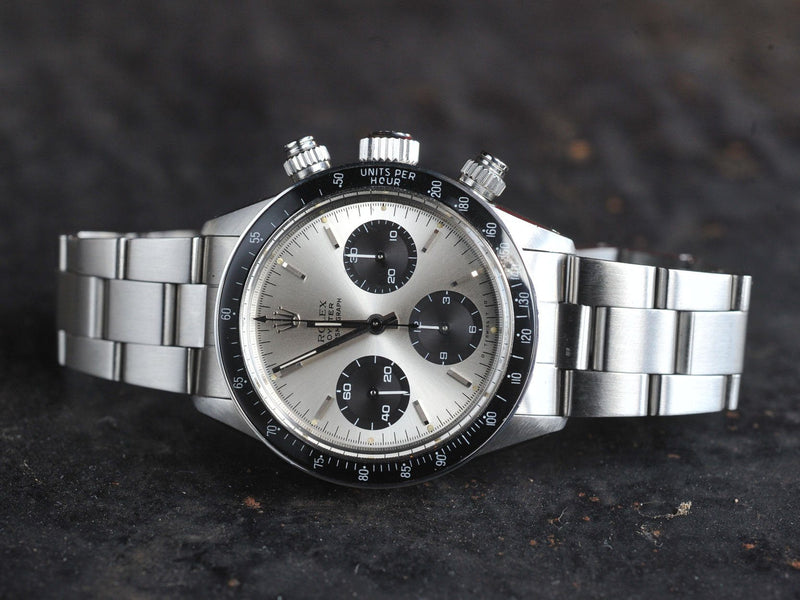 """CURATED"" ROLEX 6263 DAYTONA SIGMA DIAL"