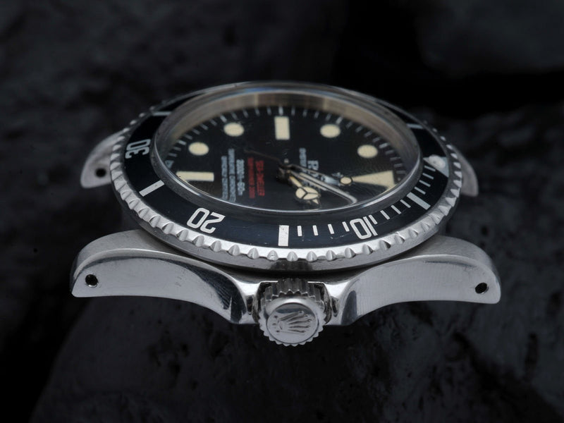 ROLEX 1665 DOUBLE RED SEADWELLER MK4