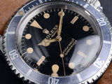 CURATED ROLEX 5513 GILT SUBMARINER 1967