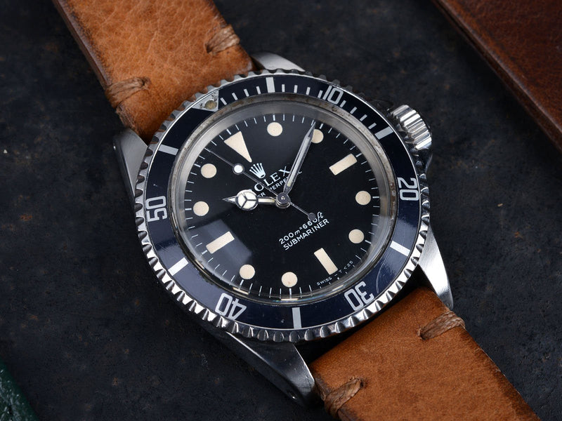 'GET IN TO VINTAGE ROLEX' 5513 PACKAGE