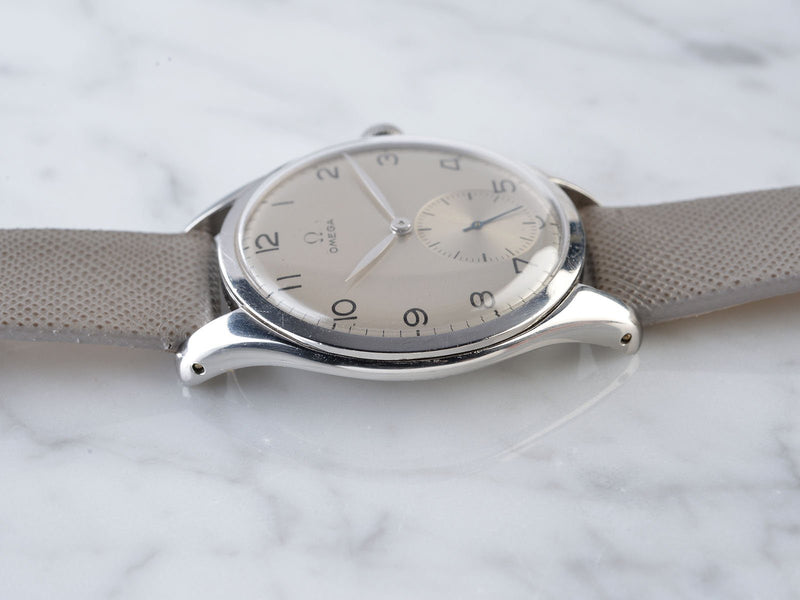 OMEGA 2505-8 OVERSIZED DRESSWATCH