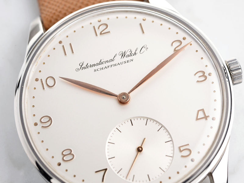 IWC PORTUGUESE JUBILEE 125TH ANNIVERSARY LIMITED EDITION