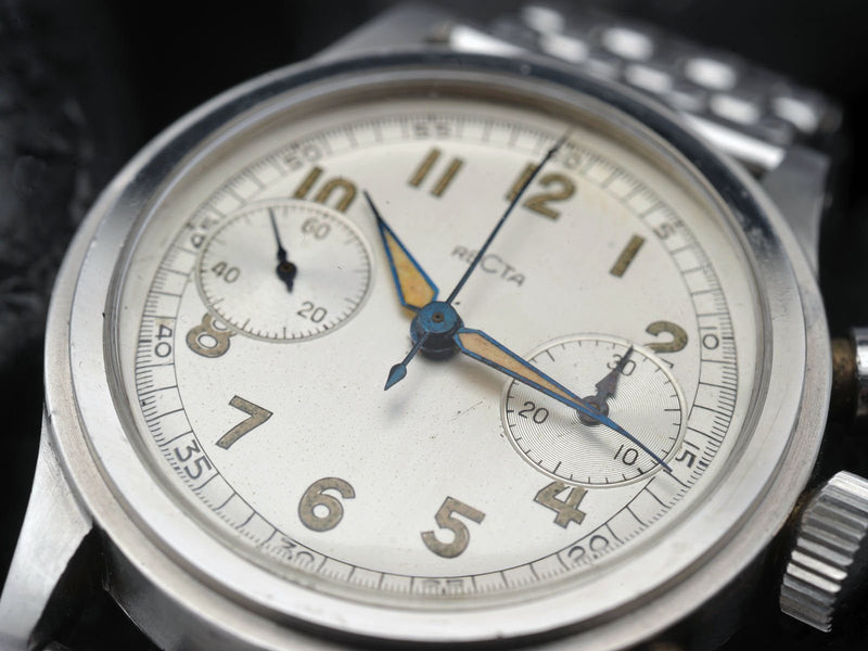 RECTA STEPCASE CHRONOGRAPH '40TH