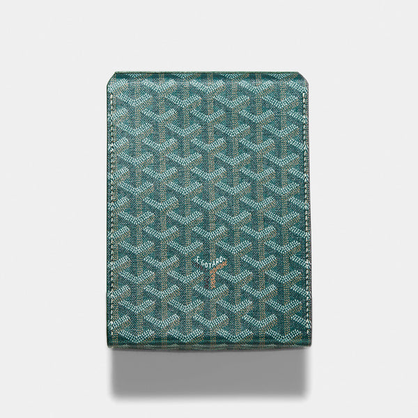 Goyard Coffret Montre Green 4 Watch Box