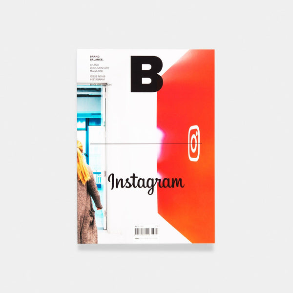 Magazine B Issue 68 INSTAGRAM