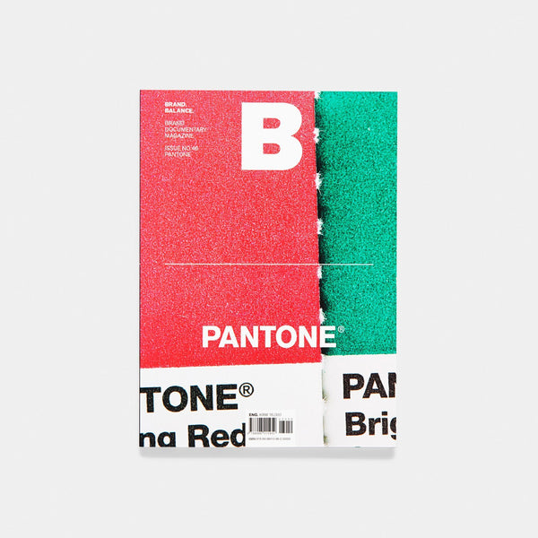 Magazine B Issue 46 PANTONE
