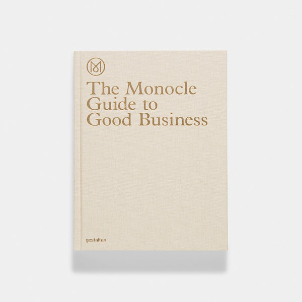 The Monocle Guide To Good Business Book