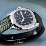 Patek Philippe Aquanaut Reference 5065 Jumbo in Steel