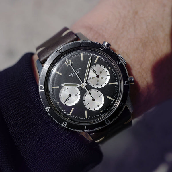 Breitling Co-Pilot 7650 Chronograph