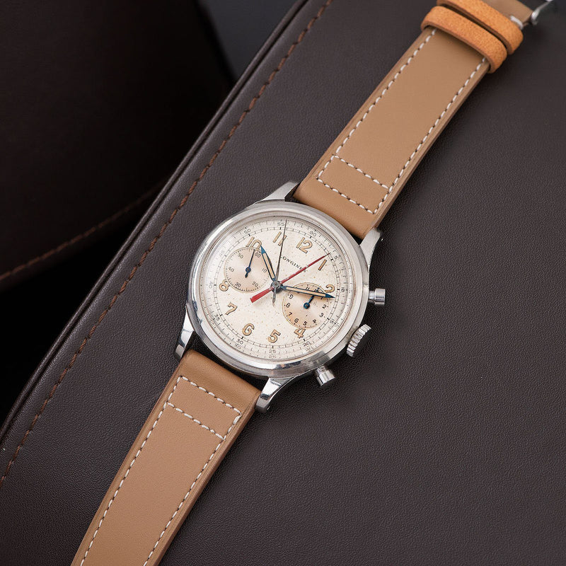 Longines 5699 Sommatore Steel Chronograph 13ZN Calibre