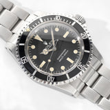 Rolex 5513 Submariner Maxi Mk2 Dial at Bulang and Sons