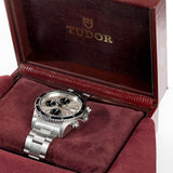 Curated Tudor Oysterdate Chronograph Big Block 79170