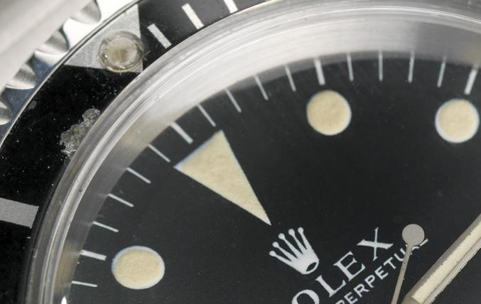 Rolex 5513 Submariner Meters First Matte Dial 1967