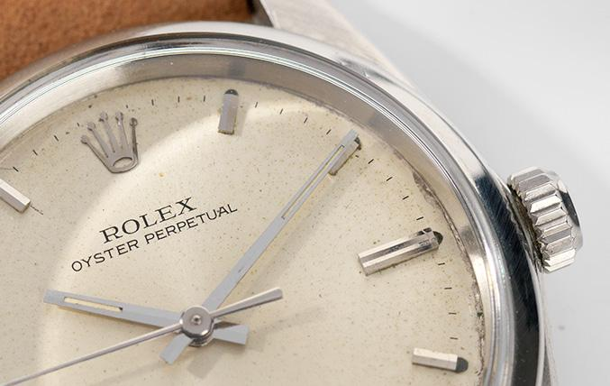 Rolex Oyster Large Size Case 1018