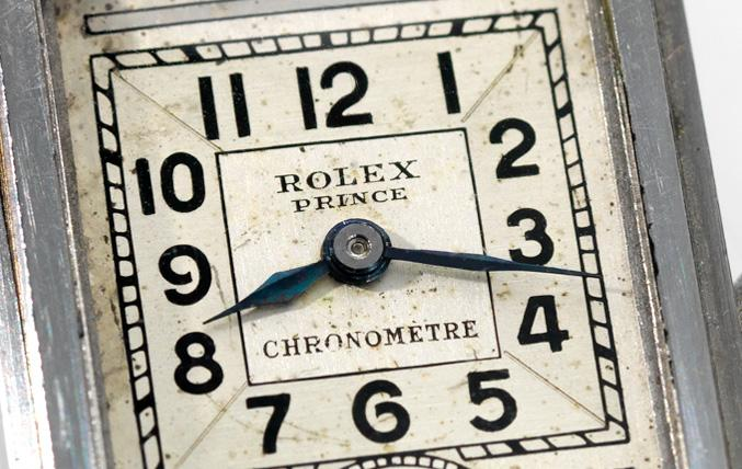 Rolex Prince Doctor's Watch Reference