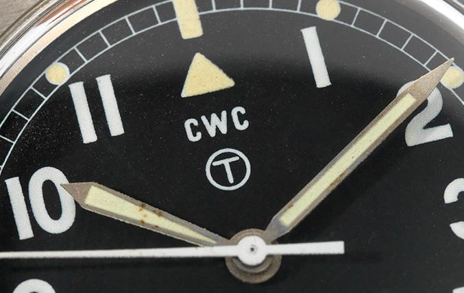 CWC W10 Issued to the British Army Manual Wind