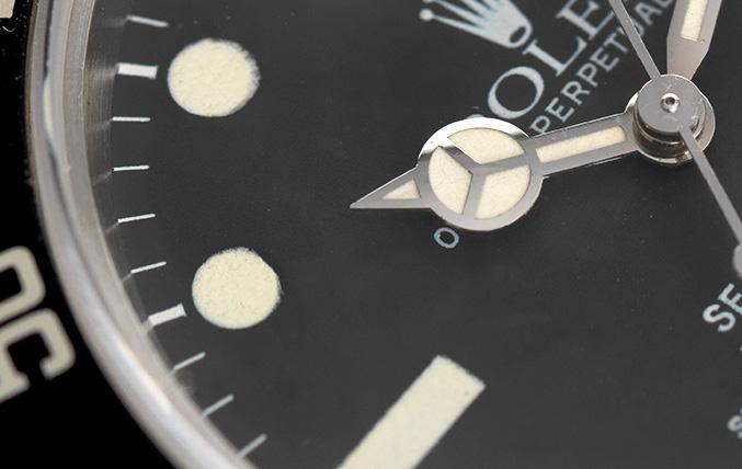 Rolex Seadweller Matte Dial Reference 16660
