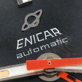 Enicar Sherpa Jet Compressor Watch