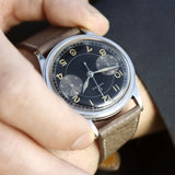 Omega Steel Step-Case Chrono Calibre 33.3