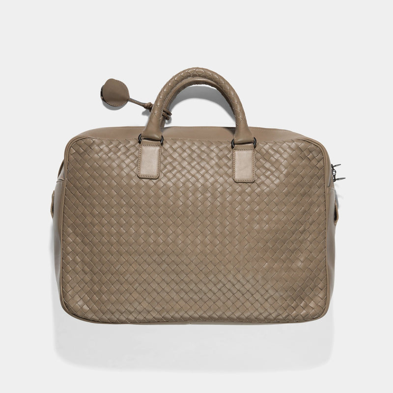 Bottega Veneta Intrecciato Business Bag