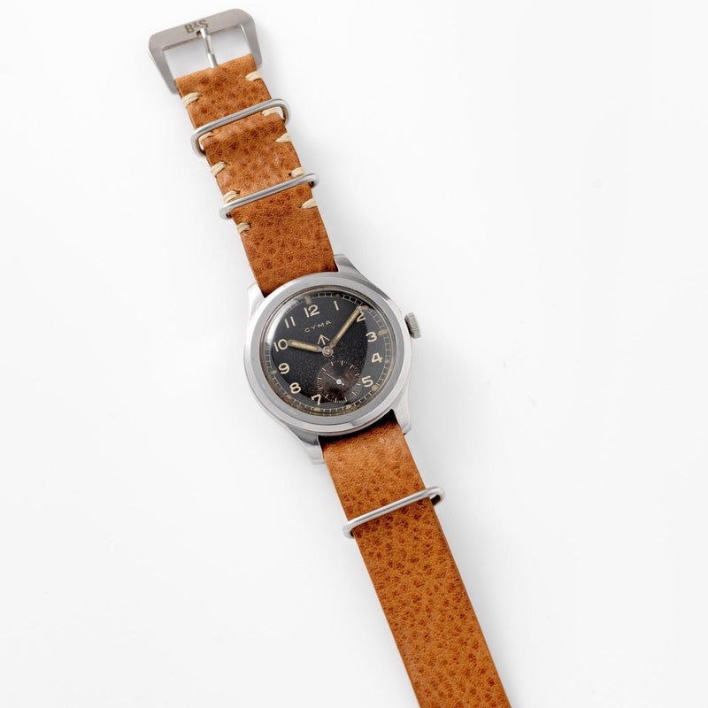 Cyma Issued Military Watch 1940s