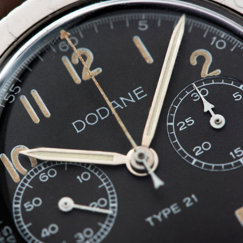 Dodane Type 21 Fly Back Chronograph