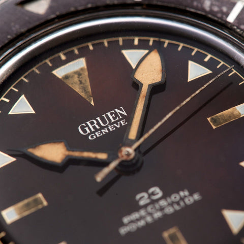 Gruen Precision Ocean Chief 1960