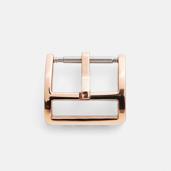 Elegant Rose Gold Buckle