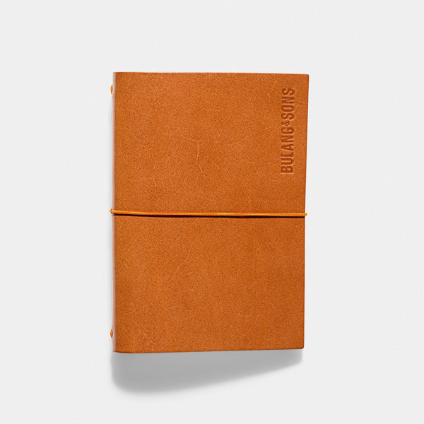 Custom Paper Republic Bulang and Sons Brown Note Book